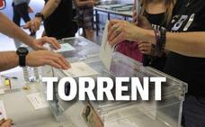 Resultados en Torrent de las elecciones municipales de 2019: escrutinio y escaños