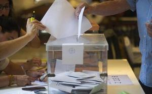 23 candidatos para ocupar desde hoy el Ayuntamiento de Valencia