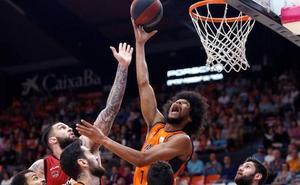 El Valencia Basket se impone al Baskonia
