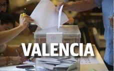 Resultados en Valencia de las elecciones municipales de 2019: escrutinio y escaños