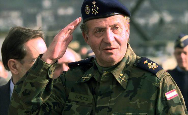 El Rey Juan Carlos, una vida en imágenes