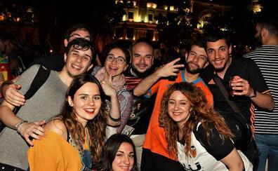 Búscate en la noche mágica del Valencia