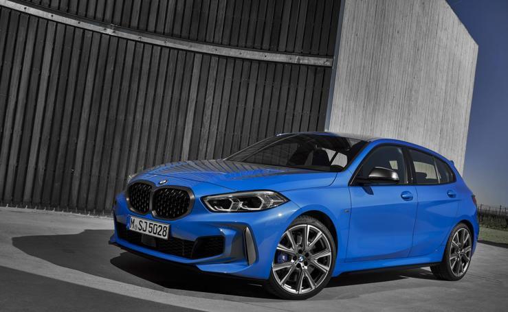 BMW Serie 1, la nueva generación llega en otoño