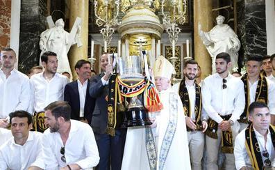 El cardenal Cañizares, al Valencia CF: «Sois humildes... no como otros»