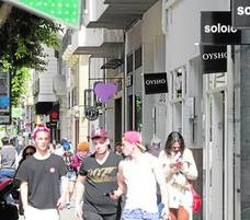 El precio de los bajos comerciales no despega en el centro Valencia