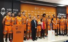 Van Rossom se lleva el octavo Trofeo al Esfuerzo del Valencia Basket