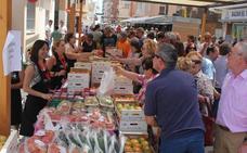 Talleres, música y 'showcookings' este fin de semana en la Feria Gastronómica del Tomate del Perelló