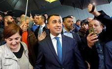 Di Maio pone su cargo a disposición de los militantes del M5E tras la debacle en las europeas