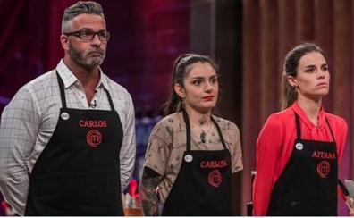 Carmen abandona Masterchef
