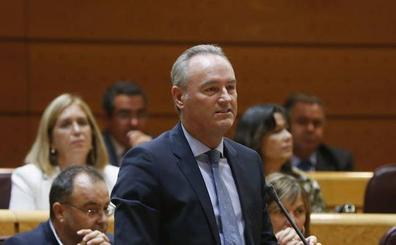 Bonig confirma que Alberto Fabra será el senador territorial