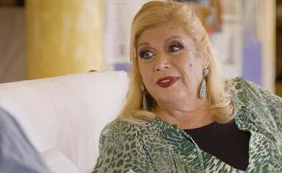 María Jiménez, trasladada a un hospital sevillano