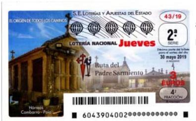El segundo premio de la Lotería Nacional, vendido en dos pueblos de Valencia