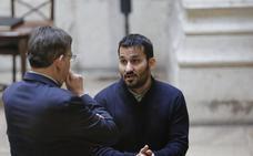 Marzà investiga los pagos de una firma a la productora del hermano de Puig