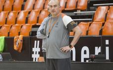 Jaume Ponsarnau: «Nos ha faltado agresividad en defensa, podemos hacerlo mejor»