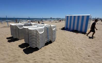 Un fin de semana de calor sofocante en la Comunitat Valenciana