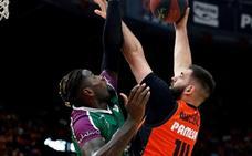 El Valencia Basket se asoma al abismo