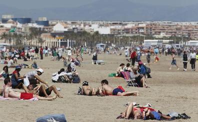 El tiempo durante el fin de semana en toda España