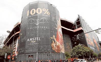 El Valencia da el visto bueno al proyecto definitivo para las parcelas del actual Mestalla