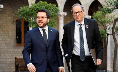 Torra exige por carta a Sánchez que ponga en libertad a los presos independentistas