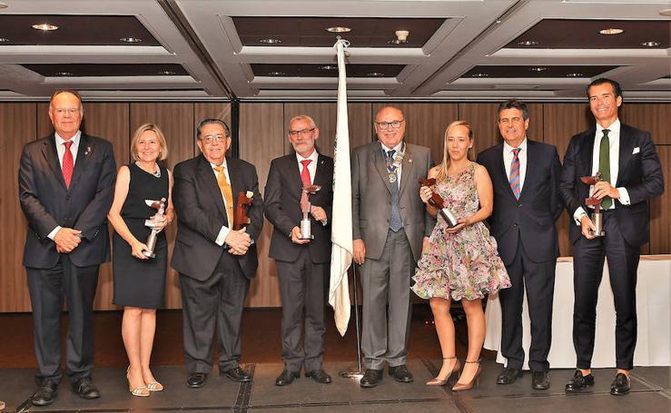 El centro Rotary Club Valencia entrega sus XXXIII Premios Servicio a la Comunidad