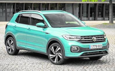Volkswagen T-Cross: Un pequeño SUV con estilo
