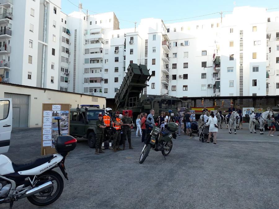 Jornadas de Puertas Abiertas en San Juan de Ribera y 12º Museo Vivo en el Museo Militar de Valencia