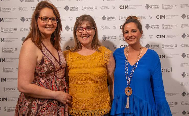 Así ha sido la II edición de los premios del Festival de Cinema y Música de Castelló (CIM)