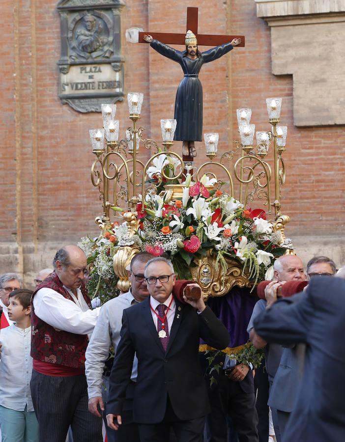 Procesión de Sant Bult en Valencia