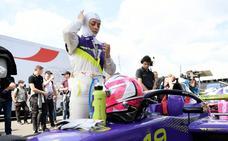 Marta García, la valenciana que llama a la puerta de la F1