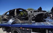 La Guardia Civil confirma que el futbolista José Antonio Reyes iba a más de 220 km/h