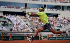 Horario del Nadal vs Federer en la semifinal de Roland Garros y dónde verlo por televisión y en directo online