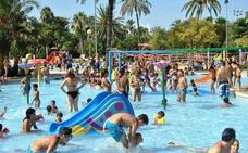 Tres piscinas municipales abren sus puertas este fin de semana en Valencia