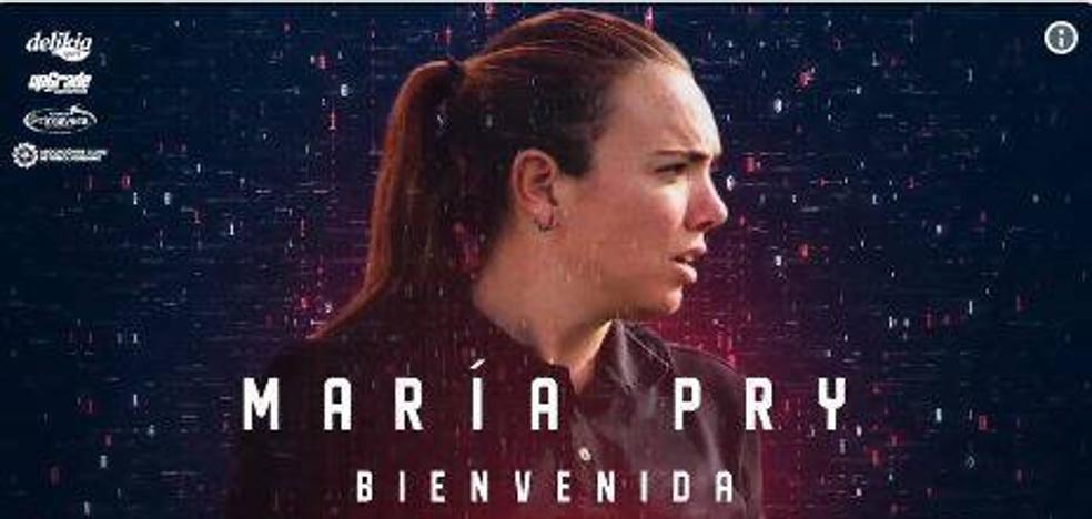 María Pry, nueva entrenadora del Levante Femenino