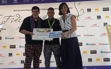 Chef Amadeo gana el 45º. concurso de Fideuà de Gandia
