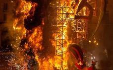 La Cremà de las Hogueras 2019: horarios y actos en Alicante