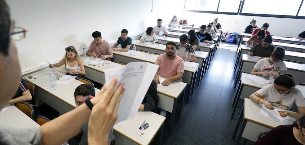 El coordinador de las PAU: «El examen de Matemáticas no se sale del currículum»