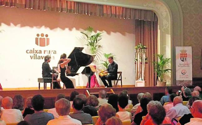 La World Music Competicion de Viena en el 'Clasical Music'
