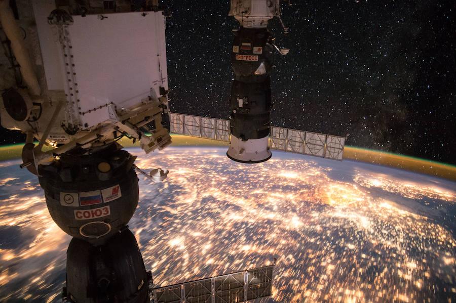Las imágenes más espectaculares de la NASA