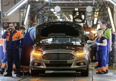 Ford extiende sus recortes a Reino Unido y plantea el cierre de una planta