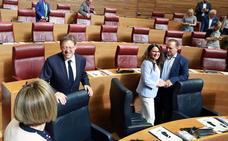 Las comisiones de Les Corts echan a andar con cinco presidencias para PSPV, cuatro para Compromís y dos para PP, UP y Cs