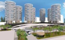 El solar de Mestalla acogerá torres residenciales con 485 viviendas