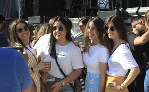 Música y calor en el Festival de les Arts 2019 en Valencia