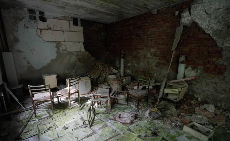 Fotos de Chernóbil, un viaje de placer al infierno radiactivo