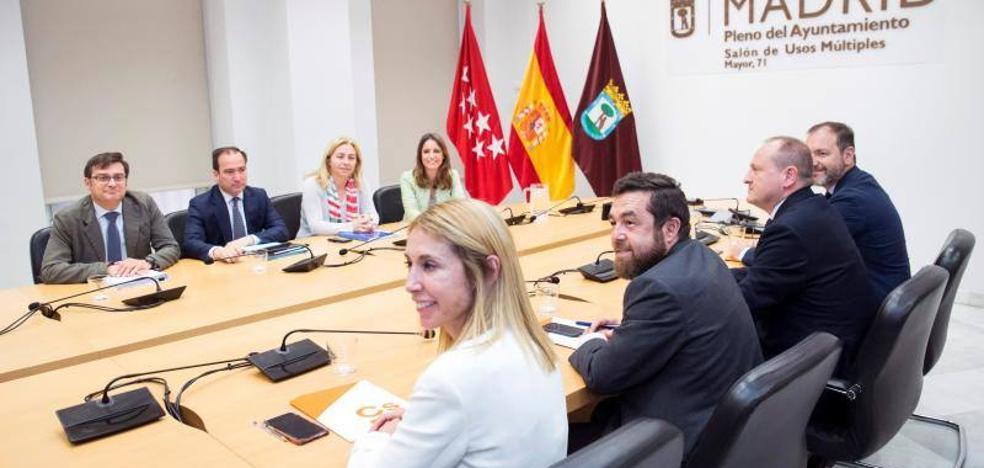 PP y Vox acuerdan gobernar sin Cs en los municipios donde son mayoría