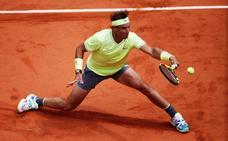 Horario de la final de Roland Garros y cómo ver por televisión a Rafa Nadal