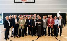 El Colegio La Concepción de Ontinyent inaugura su nuevo pabellón deportivo