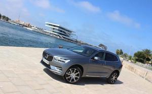 Volvo XC60: Premium sin complejos