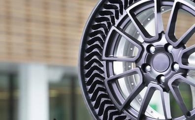 El neumático sin aire