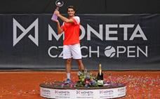 Pablo Andújar conquista el Challenger de Prostejov