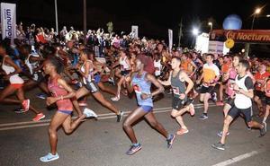 La etíope Zeineba Yimer logra la mejor marca mundial del año en la 15K Nocturna Valencia